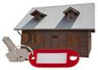 concept remise des clés maison individuelle