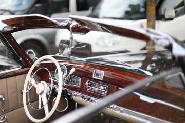 Oldtimer-Cabrio