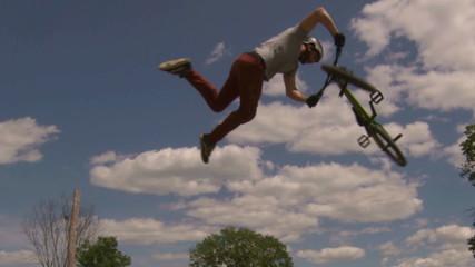 Extreme Sport BMX Tailwhip