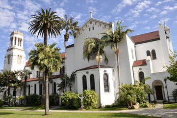 Church of Lady of Sorrows, Santa Barbara (California)