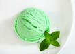Green sherbet