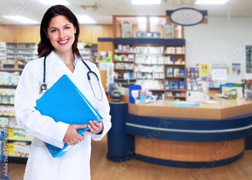 Pharmacist.