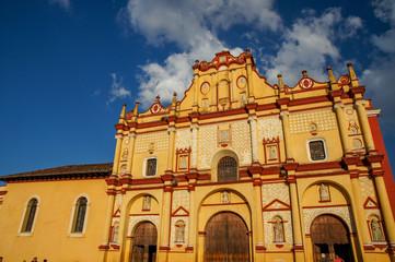cathédrale de san Cristóbal de las casas