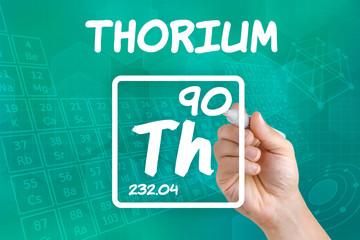 Symbol für das chemische Element Thorium
