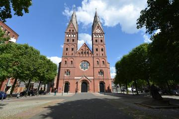 St. Marien-Dom, Mariendom, Erzbistum, St. Georg, Hamburg