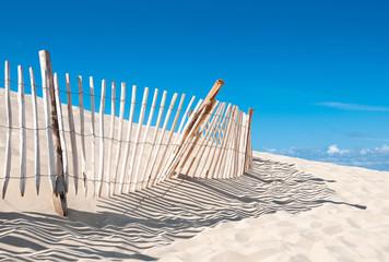 Dune du Pyla - the largest sand dune in Europe, Aquitaine, Franc