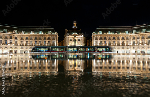 Palais de la Bourse, Bordeaux, France