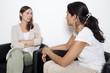 Diskussion unter Freunden
