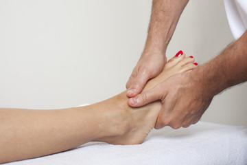 Myofasciale Therapie