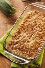 Homemade Healthy Zucchini Bread