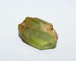 Peridot from Pakistan