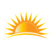 Power Sun Logo - 55606786