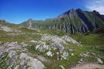 paysage alpin - savoie
