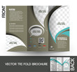 Tri-Fold Corporate Business Brochure Design