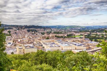 historical town Bath
