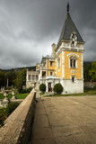 Palace of russian emperor Alexander III in Massandra. Crimea.