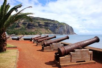 les canons du barachois