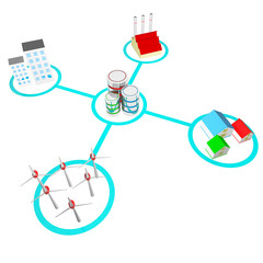 Smart grid concepts