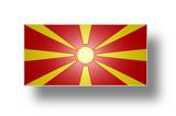 Flag of Macedonia (stylized I).