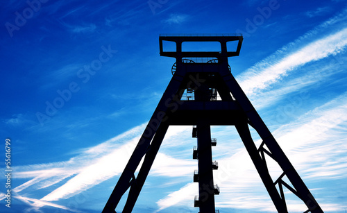 Old Coal MIne Tower 5