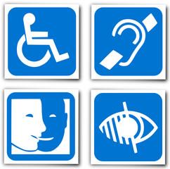 4 logo handicap