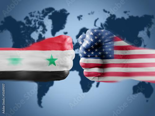 USA x Syria