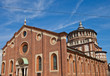 Holy Mary of Grace church (XVc., UNESCO site). Milan, Italy