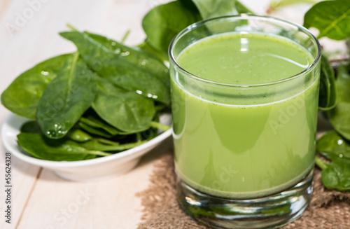 Healthy Spinach Juice
