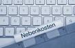 Nebenkosten tastatur