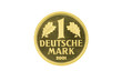 Goldmünze 1 D-Mark
