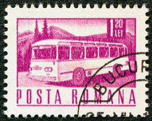 Motor coach (Romania 1967)