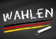 Tafel Wahlen Deutschland