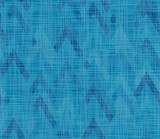 Blue seamless herringbone inlay