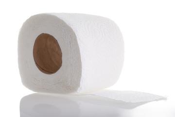 Toilet paper white