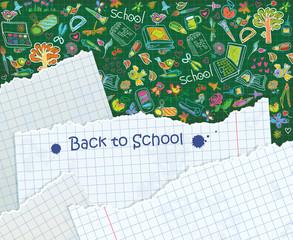 invitation back to school