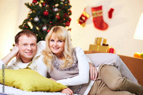 Christmas cuddlers