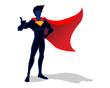 Super Hero illustration