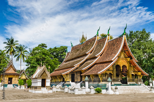 Wat Xieng Thong, Buddhist temple in Luang Prabang World Heritage