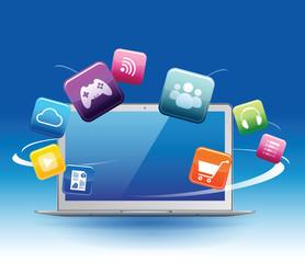 apps - applications et vente en ligne