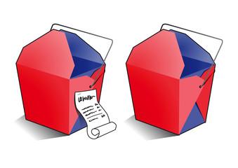 Nudelbox To Go
