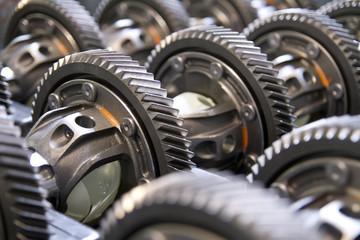 Getriebe Auto Produktion