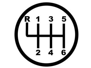 6 Gang Getriebe