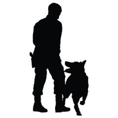 Police Dog 4