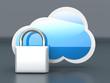 Secure cloud..