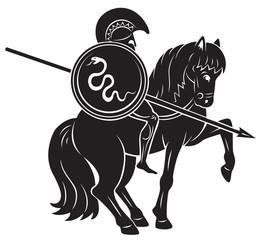 horseman gladiator
