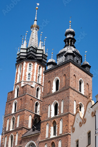 St. Mary Basilica of Krakow