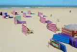 Paravents de plage et matelas
