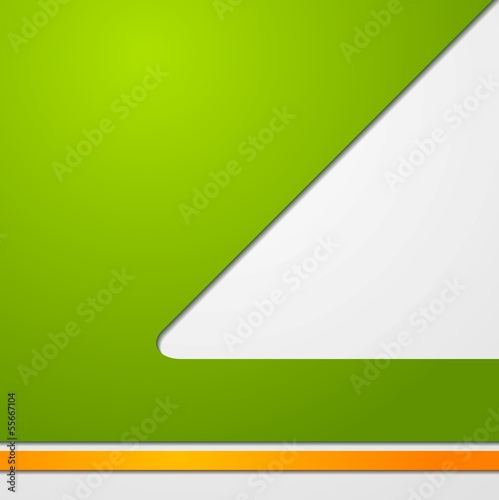Vector abstract business technology backdrop