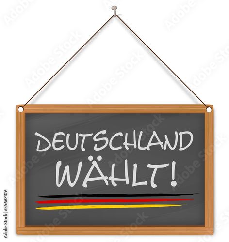 Tafel Deutschland wählt