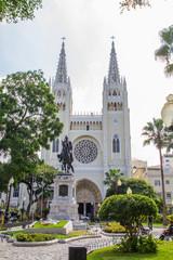 guayaquil, city centre